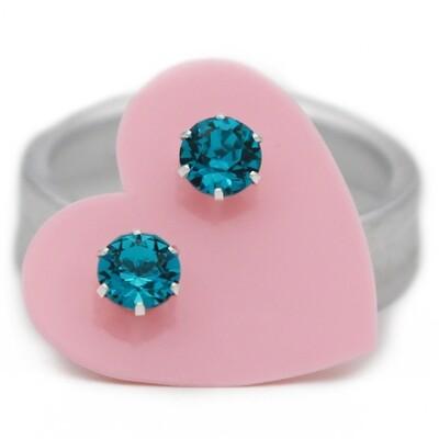 JoJo Loves You Turquoise Ultra Mini Blings