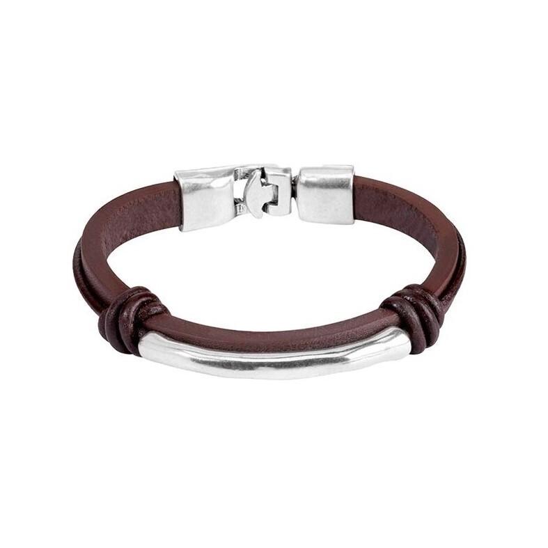 Uno de 50 Men's That's It Bracelet (Brown)