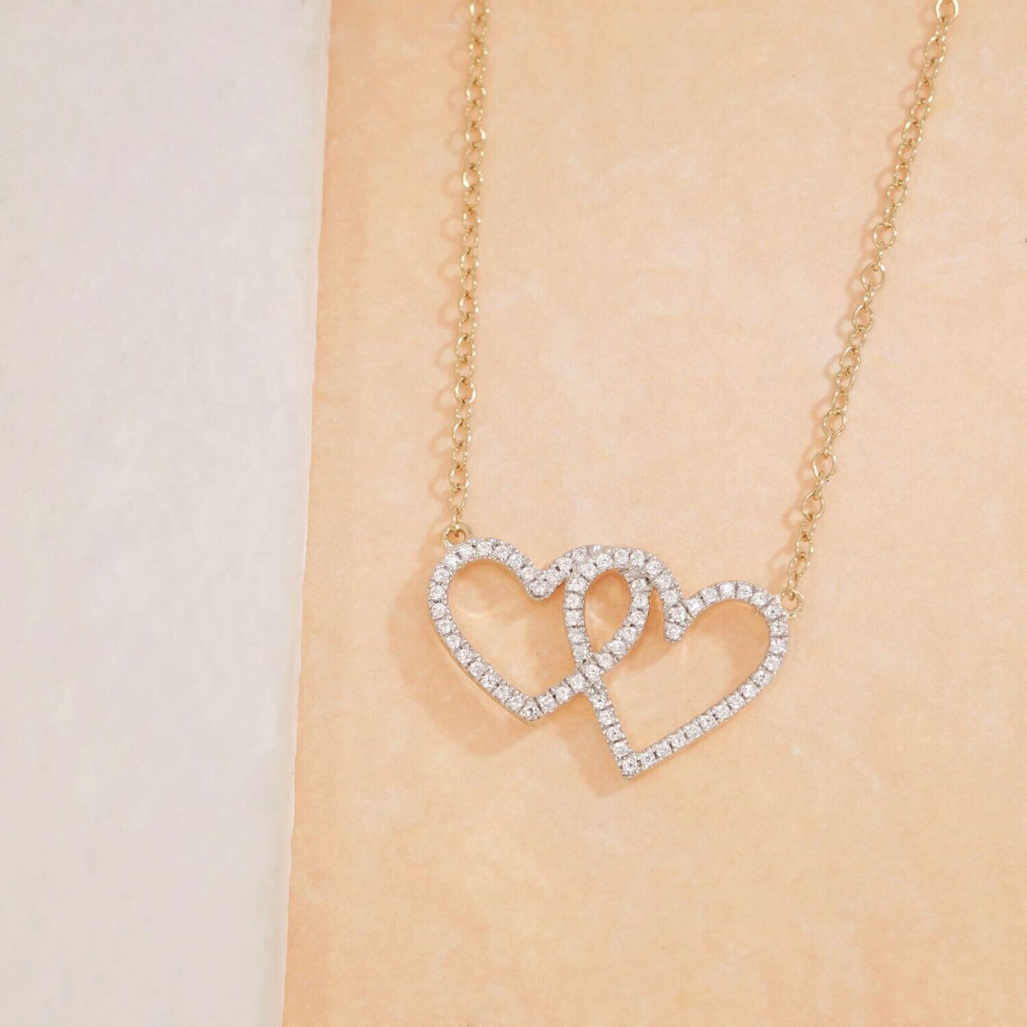 Ella Stein My Heart is Full Necklace (Gold)