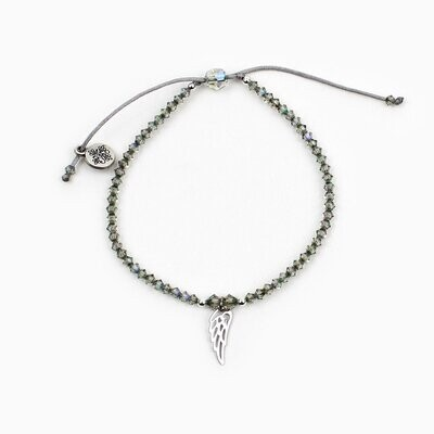 MSMH Angelic Light Bracelet (Silver/Gray)
