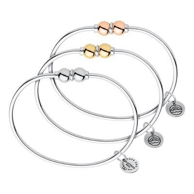 Cape Cod Double Ball Bracelet