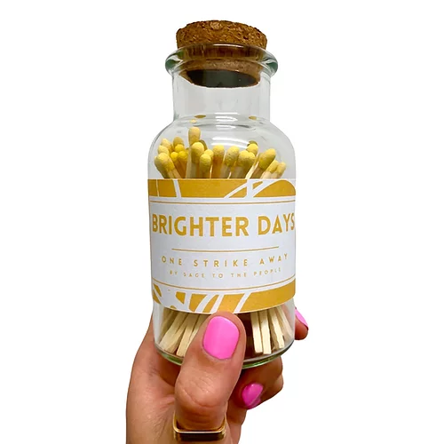 Sage to the People - Brighter Days Matches