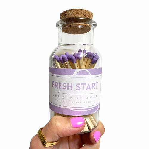 Sage to the People - Fresh Start Matches