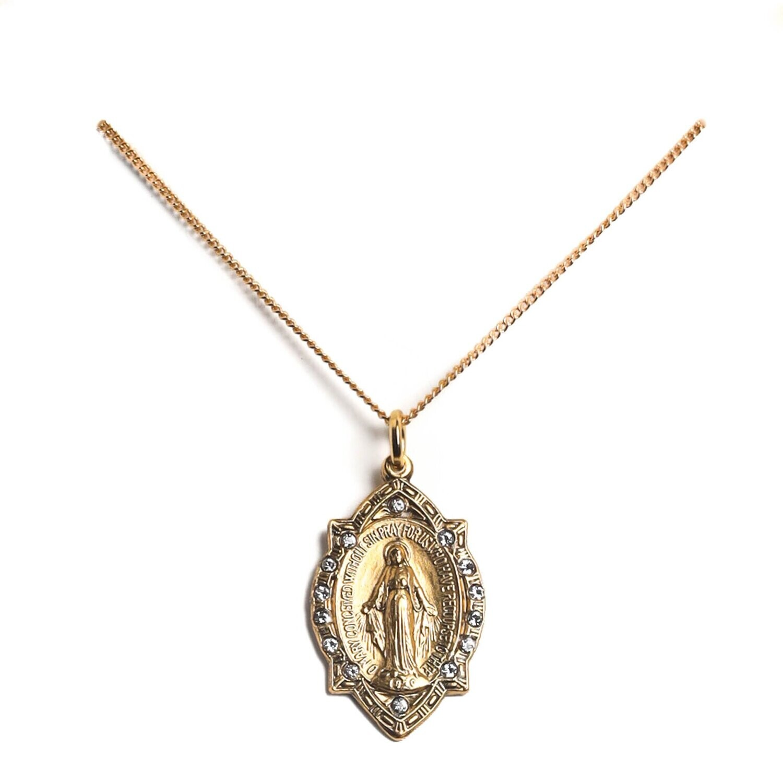 VSA Virgin in the Sky Necklace (Gold)