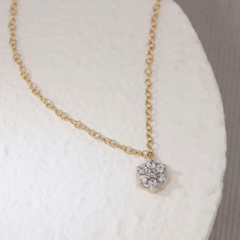 Ella Stein Ono Necklace (Silver)