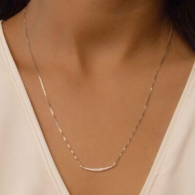 Ella Stein Bliss Necklace (Silver)