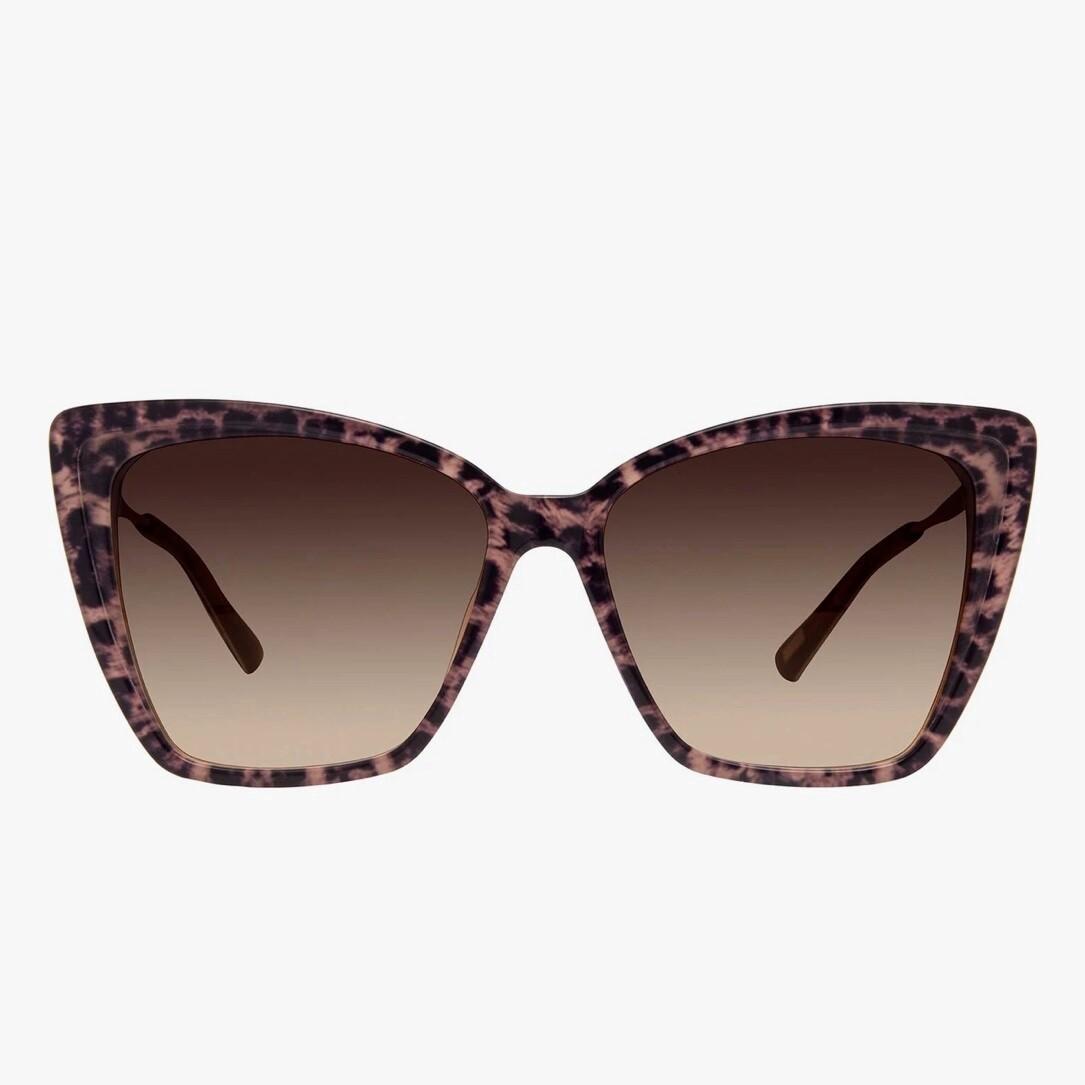 DIFF Becky II - Leopard Tortoise/Brown Gradient