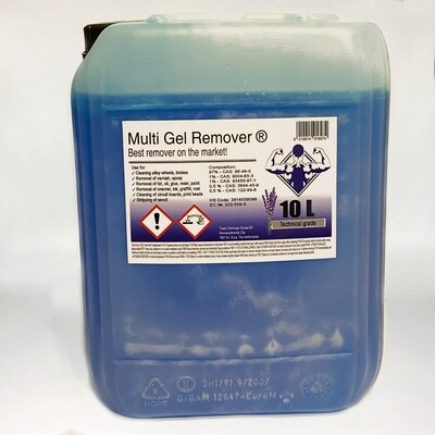 Multi Gel Remover® 10.000 ml Technical Blue Canister