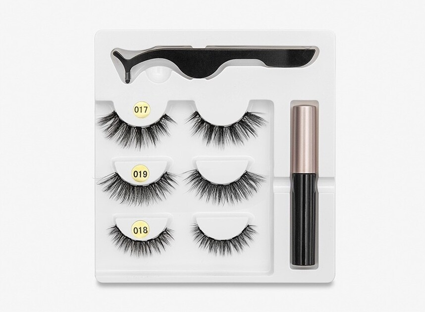 Reusable Magnetic Eyelash 3