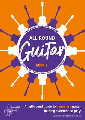 All Round Guitar for Beginners - Book 1