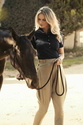 Poloshirt Sunset Women