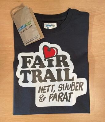 Fairtrail T-Shirt Kids von Cottover