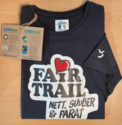 Fairtrail T-Shirt Unisize von Cottover