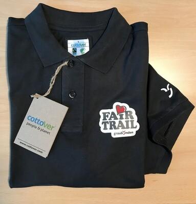 Fairtrail Poloshirt Unisize von Cottover