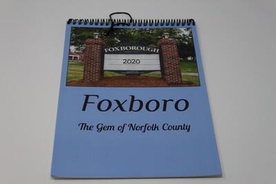 Foxboro Gallery-Special Oder Christmas Sale-Foxboro 2021 Calendar- 11
