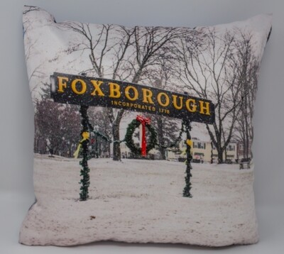 Back Order on this popular item--please email us. Foxboro Special Christmas Sale-12
