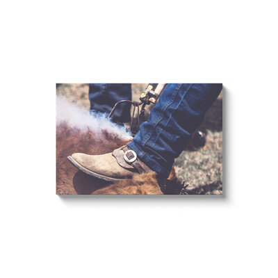 20 x 30 Boot Canvas