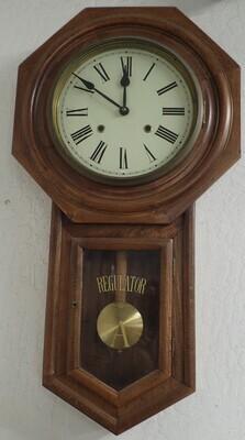 REGULATOR A WALL CLOCK