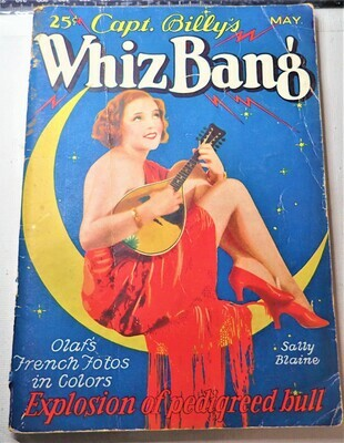 CAPTAIN BILLY'S WHIZ BANG CPWB5