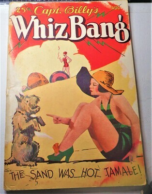 CAPTAIN BILLY'S WHIZ BANG CPWB82
