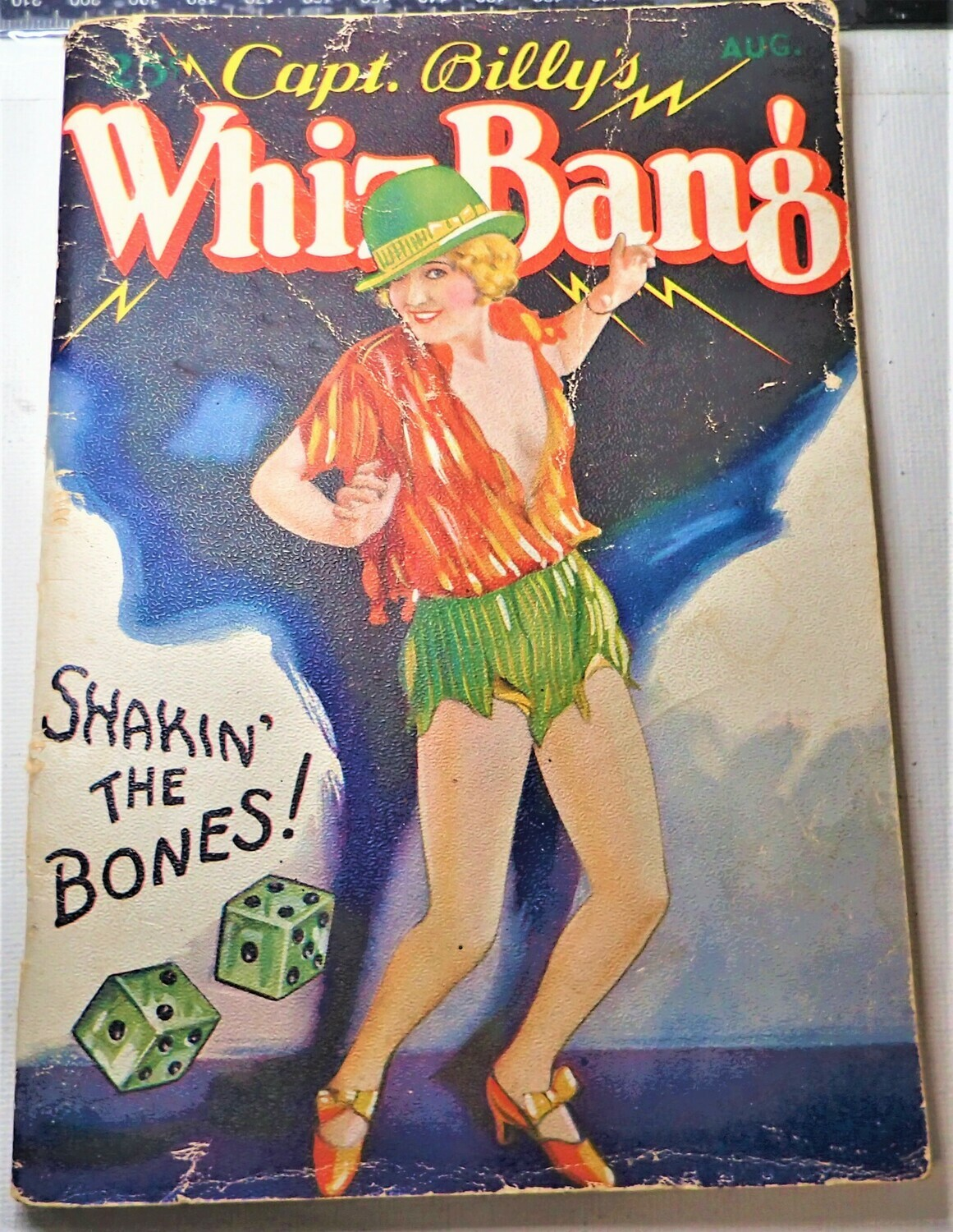 CAPTAIN BILLY'S WHIZ BANG CPWB8