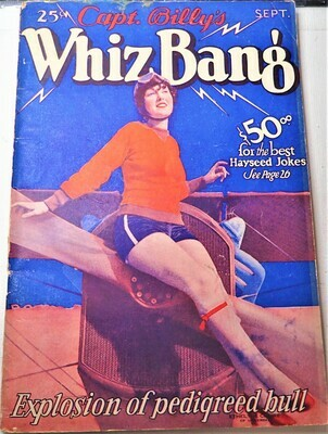 CAPTAIN BILLY'S WHIZ BANG CPWB92