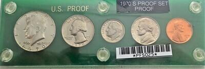1970 S PROOF SET  PFS025