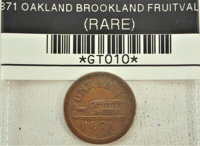 1871 OAKLAND BROOKLYN FRUITVAL