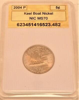 2004 P JEFFERSON NICKEL (KEEL BOAT) NIC 623451416523 482