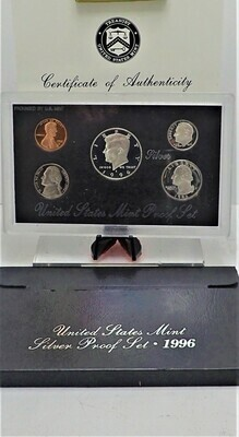 1994 PROOF SET (SILVER) PPS1026