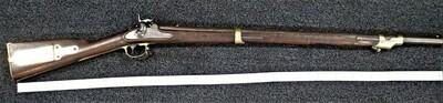 Harper's Ferry Model 1846 Rifle 54 Caliber ca. 1850