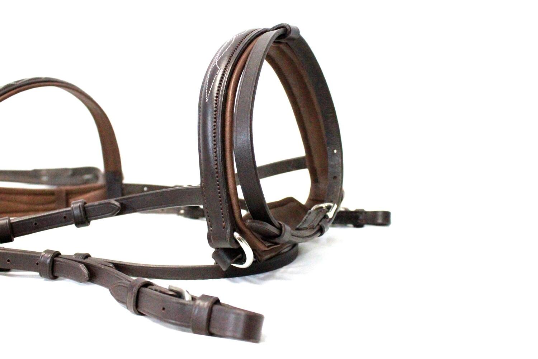 Premium Leather Bridle