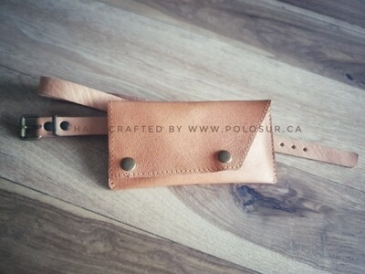 Natural Belt-Purse