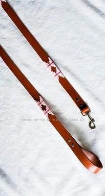Polo Pink Leash