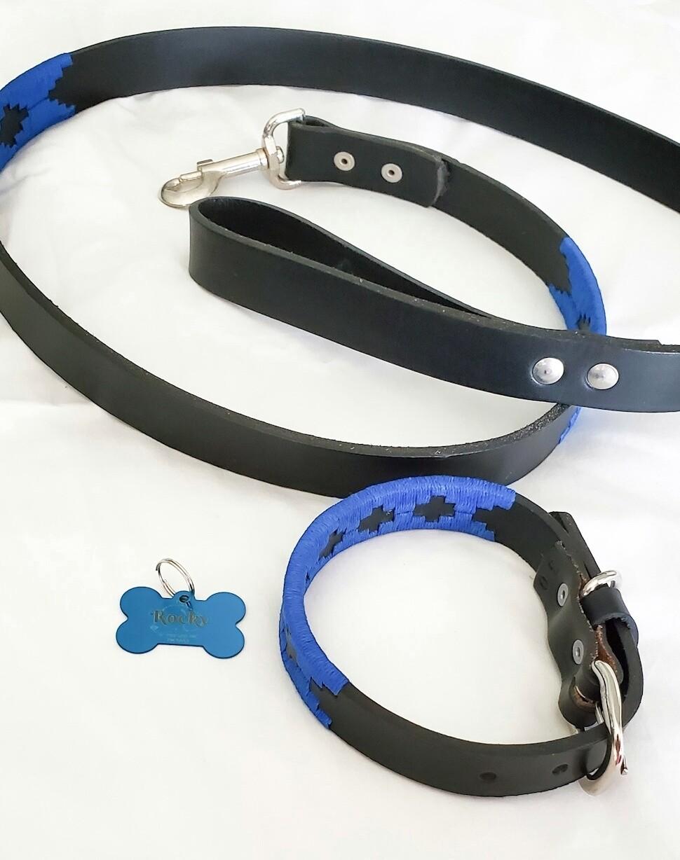 Polo Blue Leash