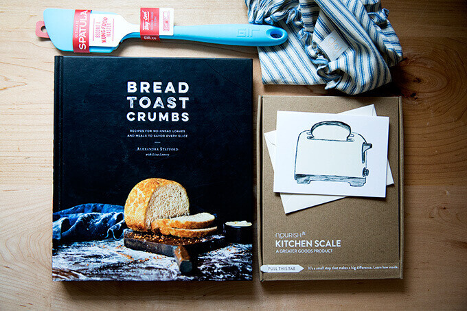 Peasant Bread Kit, Without Bowls
