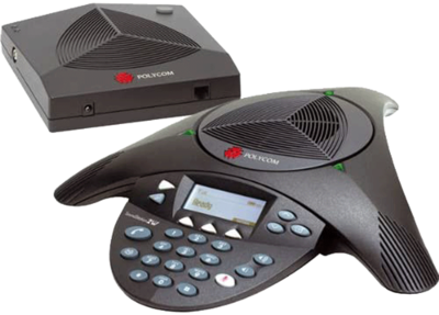 Polycom SoundStation 2W EX Wireless Audio Conference phone