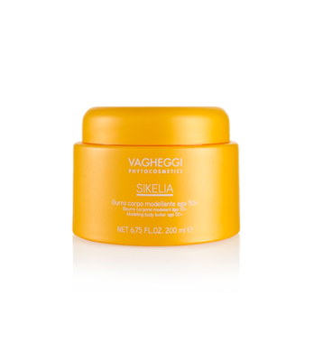 Sikelia Age 50 + Body Sculpting Butter