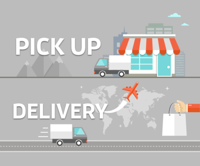 Delivery or Pick Up