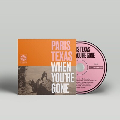 When You're Gone CD
