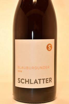 Blauburgunder 2018 75cl