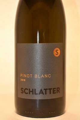 Pinot Blanc 2018 75cl