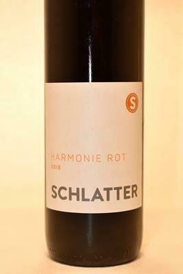 Harmonie Pinot Noir 2018 50cl