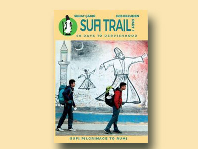 Sufi Trail guidebook part 1 Istanbul - Seyitgazi