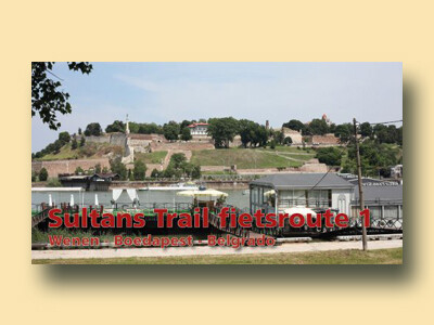 Sultans Trail Fietsroute 1 - Wenen - Boedapest - Belgrado
