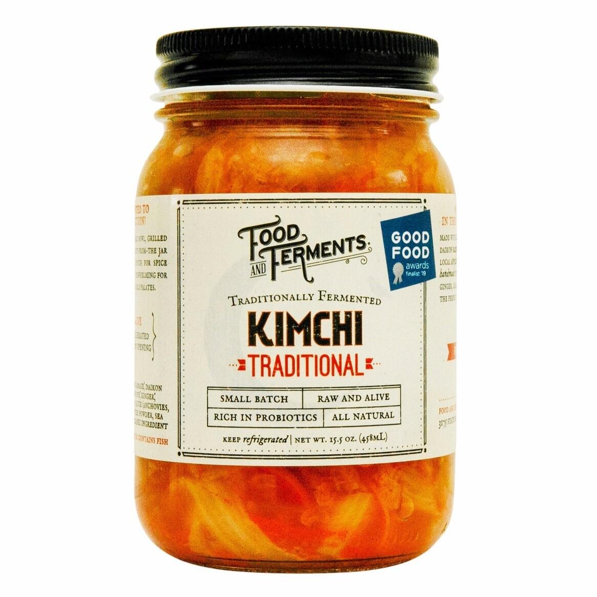 Kimchi - Food and Ferments - Truxton, NY