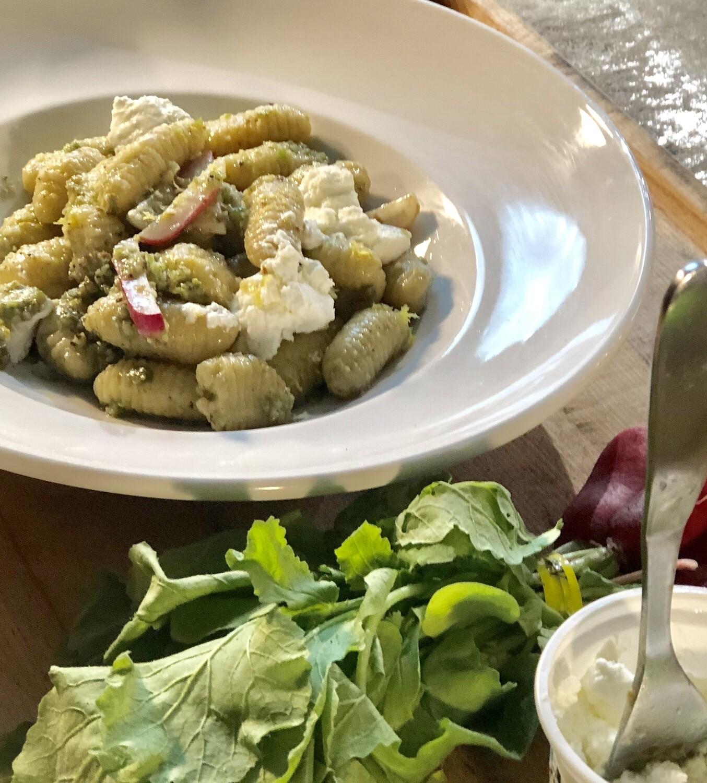 2.2 lb. Homemade Pasta Kit - Farmer Ground Flour - Trumansburg, NY