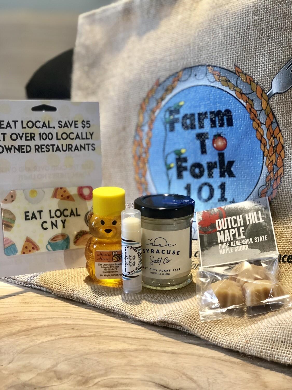 Farm to Fork Donation Bag