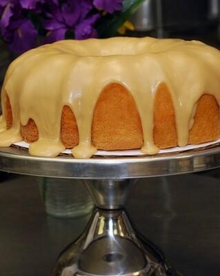 Caramel Pound Babycake