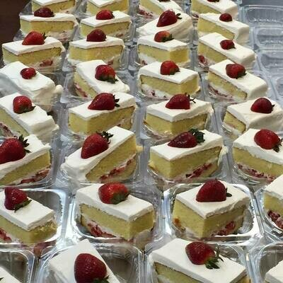 Strawberry Whipped Cream Dream